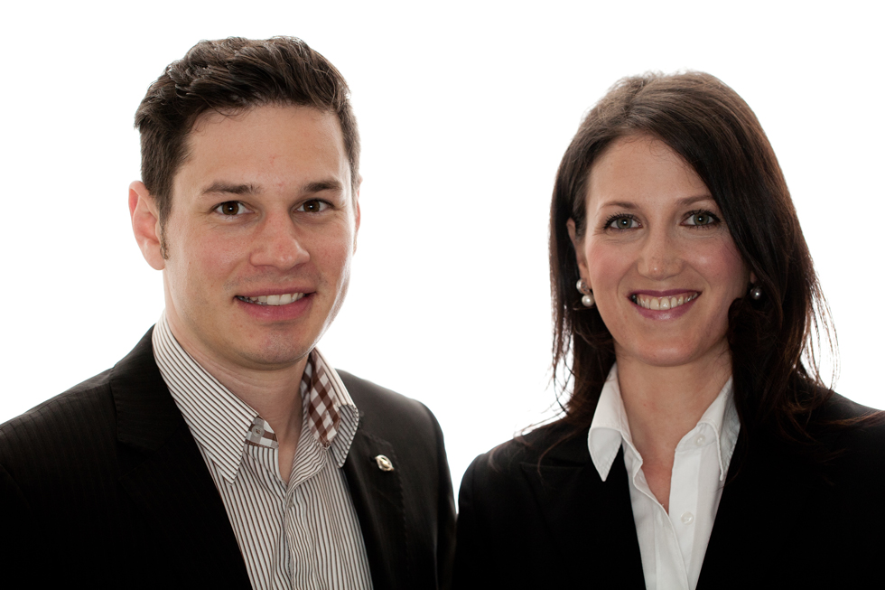Ralf und Tina Johannes